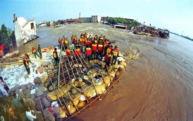 回忆九八年哈尔滨百年不遇特大洪水