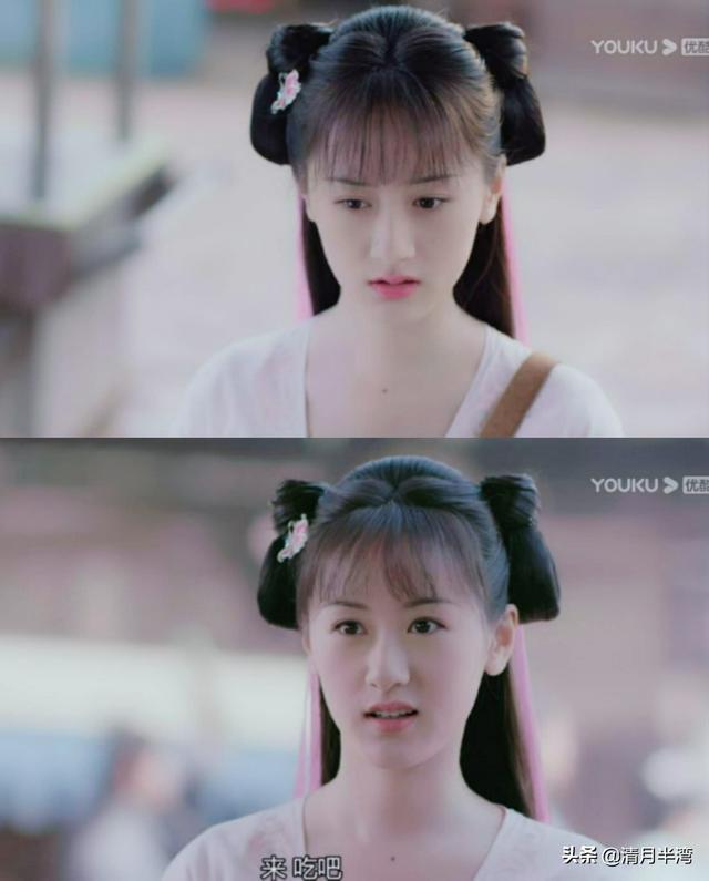 當女星梳起雙髻發型:袁冰妍、楊冪、趙麗穎,你更喜歡哪一位?