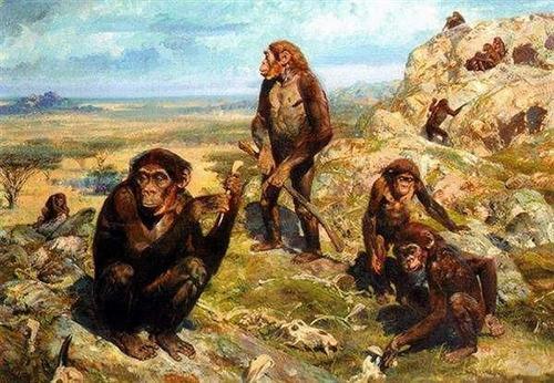 远古人类在无衣无房的条件下是怎么度过冰川期的?