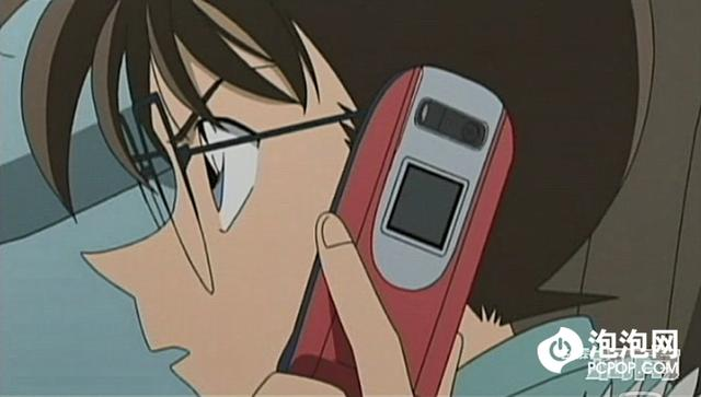 柯南都用过哪些手机?从《名侦探柯南》看手机的发展