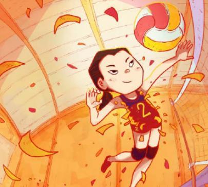 女排2号球衣因朱婷而出彩,中国女排历史上穿过2号球衣的球员有哪些?