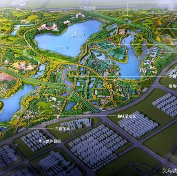 义乌有什么公园