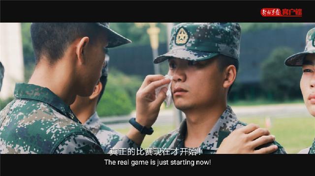 """新兵""""满月""""记,新兵连的生活就像一部电影大片"""