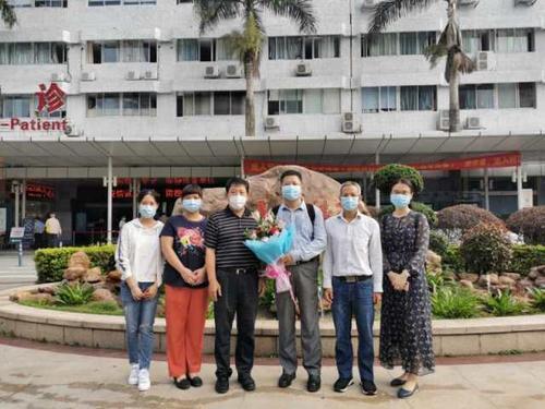 暨南白衣战士再出征 分赴辽宁、新疆支援抗疫工作
