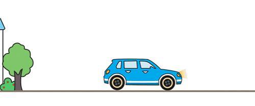 开车起步要注意哪些事