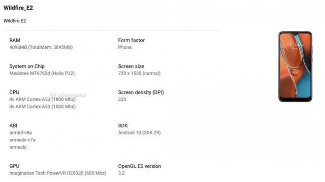 HTC野火系列推出新机,配备联发科P22,后置指纹解锁