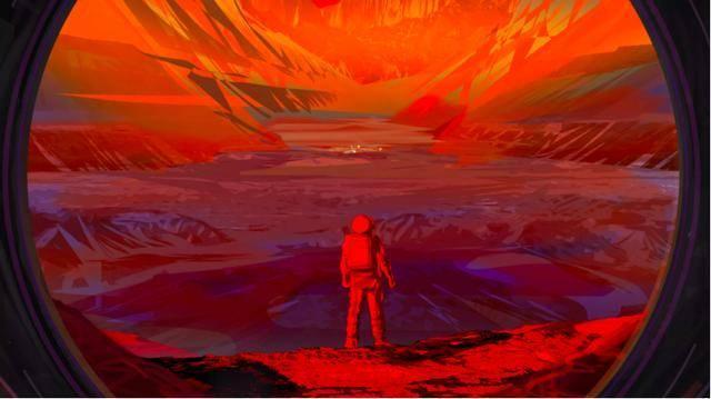 2020火星季竞技,开启了