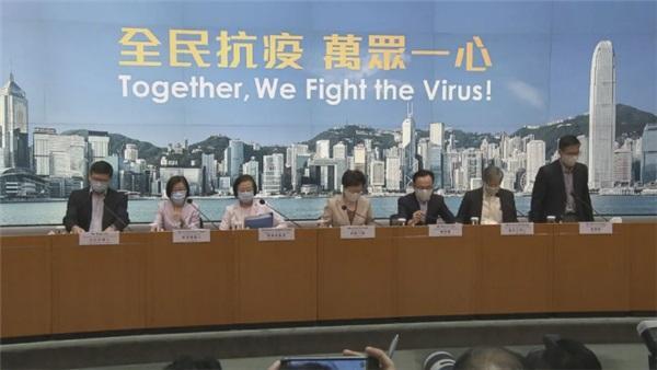 """视频 大湾区之声热评:香港反对派的""""政治揽炒""""已丧失人性"""
