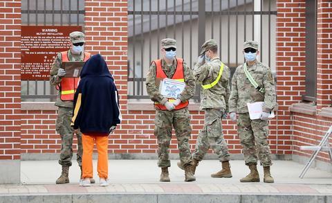 韩国一名空姐确诊:为美军专机服务 入境后未隔离