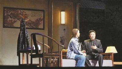 重聚北京舞台 亮灯幕启