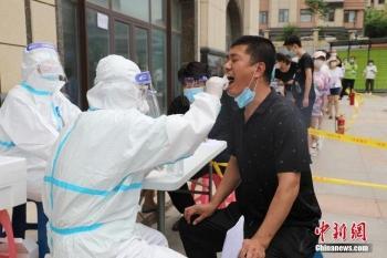 新疆此次疫情病例平均年龄35岁 中国核酸检测试剂总体检出率逾95%