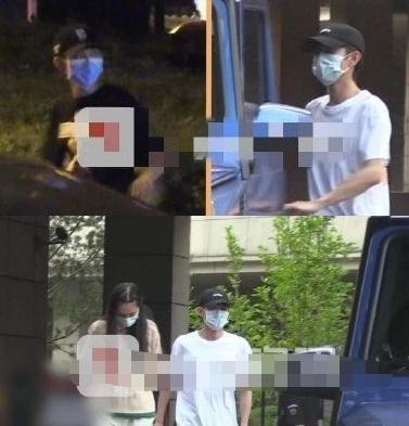 被劈腿?宋妍霏宣布和张一山分手,男方被曝与某女子同回酒店