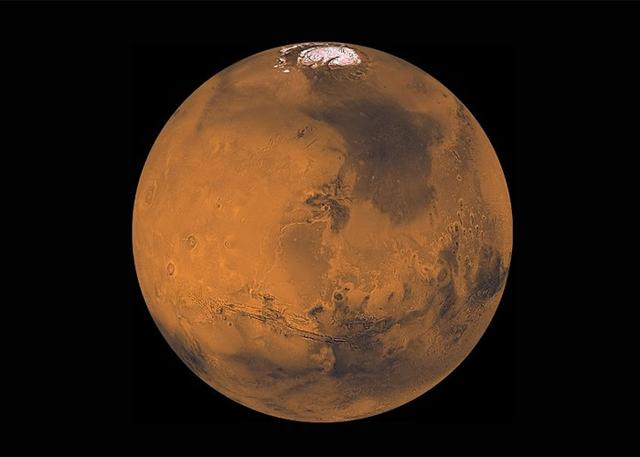 火星在三百多万年前可能被冰雪覆盖,气候比现在更冷-第1张图片-IT新视野