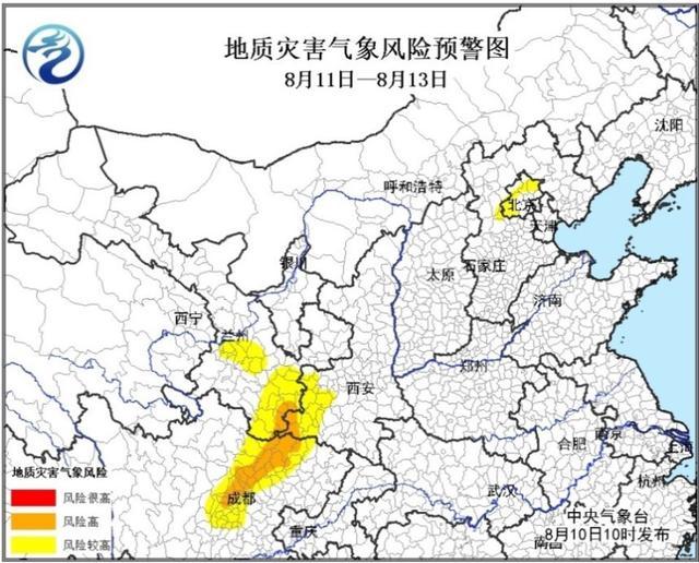 明起北方迎大范围强降雨,北京等地降雨量将达入汛以来最强