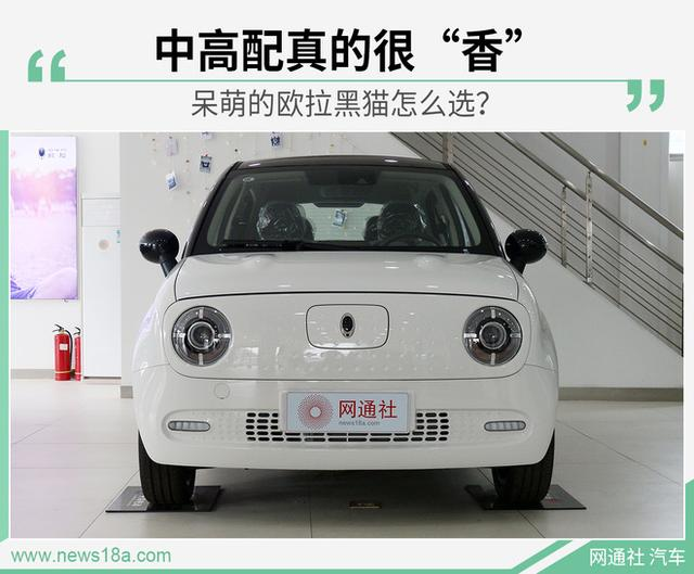 2021款歐拉黑貓4款車型如何選?黑貓車型配置分析