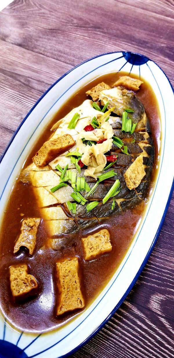 红烧鲳鱼最正确的做法王刚