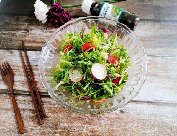 沙拉拌紫甘蓝菜怎么做