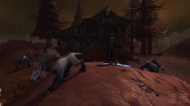 魔兽世界:9.0前夕剧情 纳萨诺斯·凋零者之死  第2张