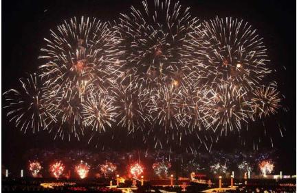 山西10月1日起禁放烟花爆竹,禁止生产经营运输燃放烟花爆竹