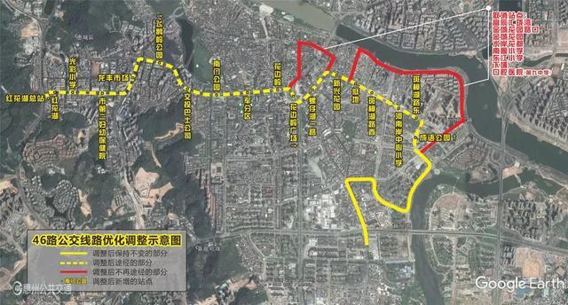 谁知道惠州29号和3号马安公交车各经过哪些站点