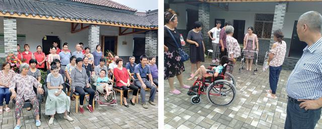 """南京高淳固城街道三陇村""""残疾人之家""""建成投运"""