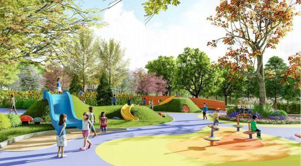 """武汉今年将建成100座""""口袋公园"""",市民有望出门5分钟内可逛公园"""