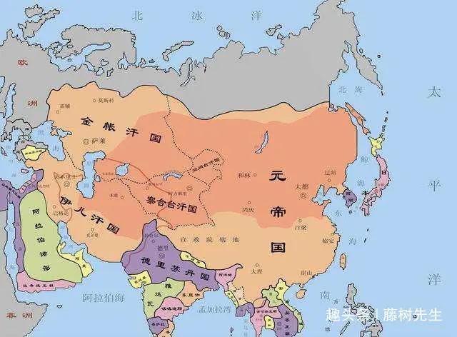 成吉思汗到底是中国人还是外蒙古人?