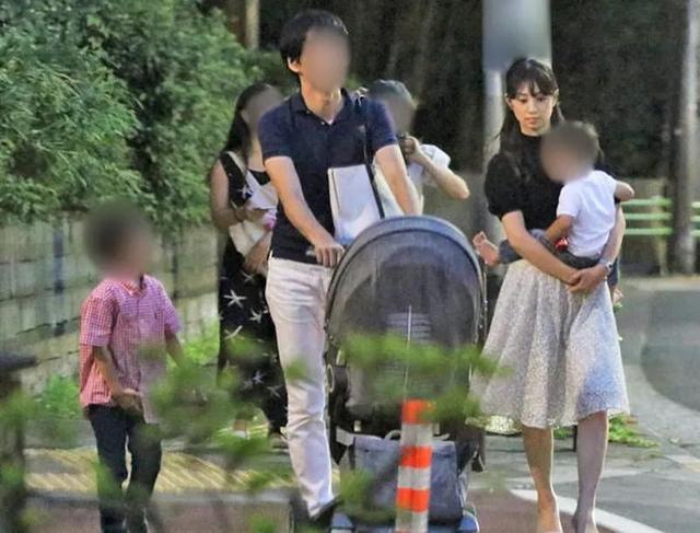 37岁日本女星诞下三胎,牙医丈夫仍要坚持离婚,网友:眼光真差