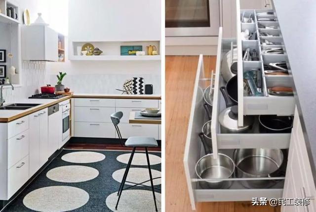 換過6個廚房的人說:能裝、好用的櫥柜長這樣