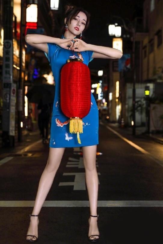 天生适合穿旗袍的女人,身上都会有这4个特征,穿上便是倾国倾城-第7张图片-IT新视野