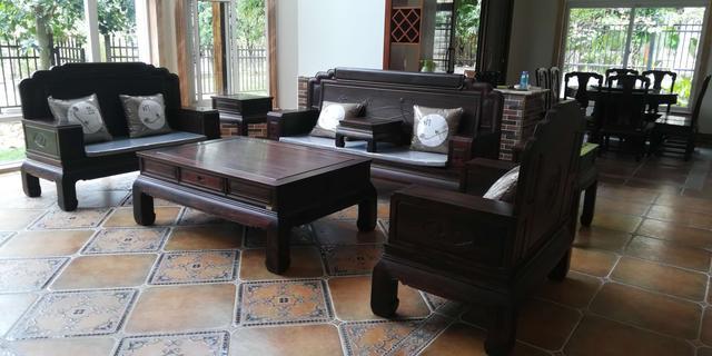你最喜欢的一套红木家具是哪套