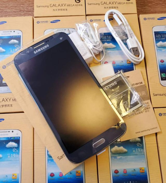 淘宝闲鱼突现全新升级库存量三星Mega手机上,以前要卖3999,现如今还值258元