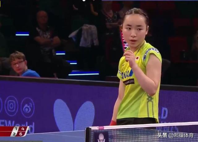 有人说伊藤美诚接连输给中国女乒二线选手,是她出了什么问题吗?她还会是中国女乒的劲敌吗?