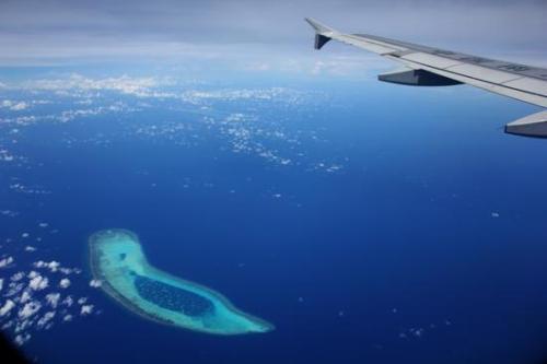 为什么南海的岛礁绝大多数都是环状的-第2张图片-IT新视野
