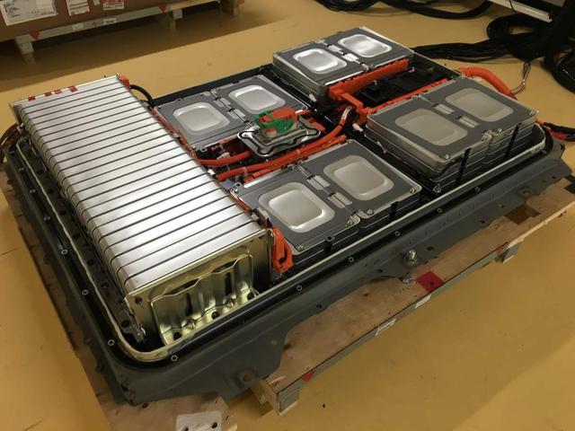 電動汽車時代的遺產:電池和數百萬噸的電池廢料