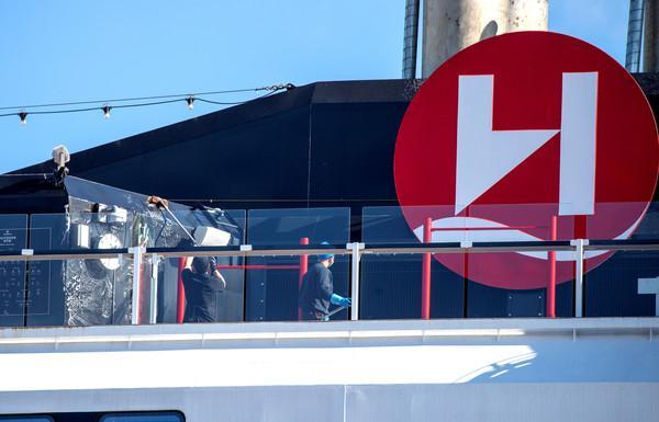 挪威爆海上群聚感染!41人确诊 当局禁百人以上邮轮靠港下船