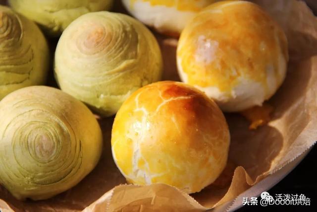 「蛋黄酥」咸蛋黄起沙出油的正确姿势!也适用于蛋黄月饼