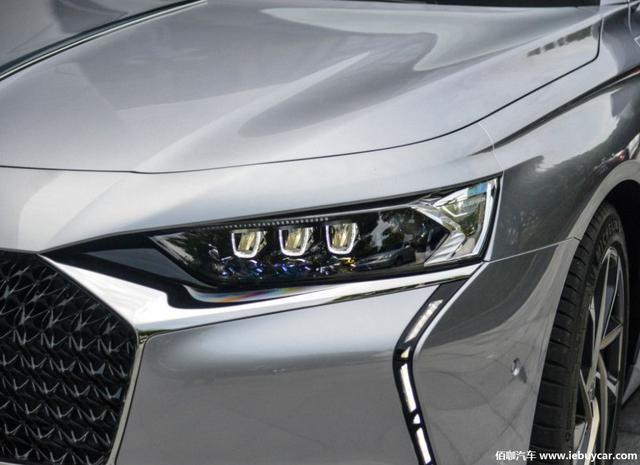 国产后供应全球 运动感飙升 法式高定豪华轿车DS 9于第四季度上市