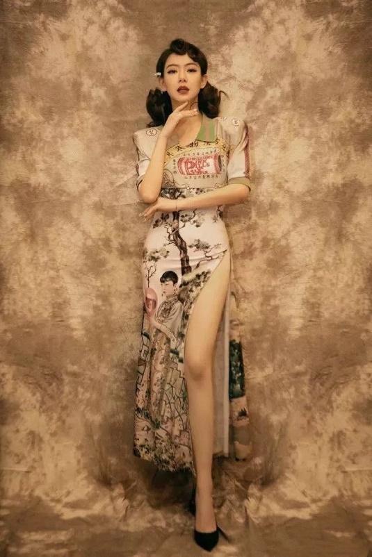 天生适合穿旗袍的女人,身上都会有这4个特征,穿上便是倾国倾城-第1张图片-IT新视野