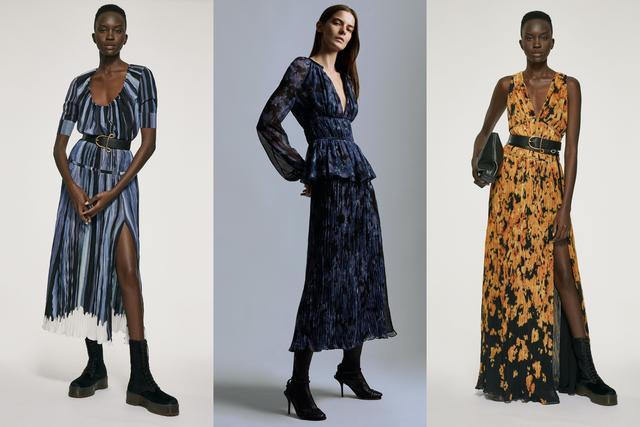 时尚达人的新宠!27套个性设计师品牌Altuzarra2021度假系列时装