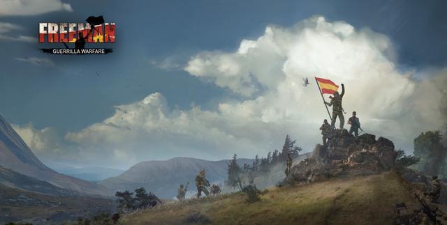 自由人:游击战争游戏评测20191021017