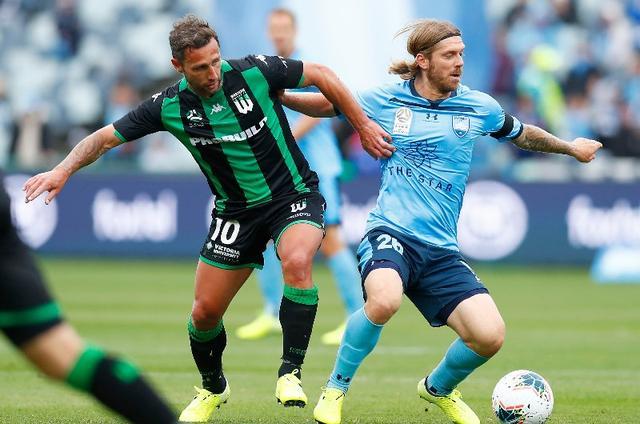 澳洲甲8-15 15:00 悉尼FCvs西部联,西部联胜利在望