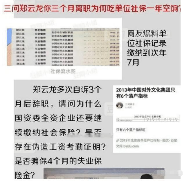 多重罪名,被实名举报的郑云龙,该如何是好?