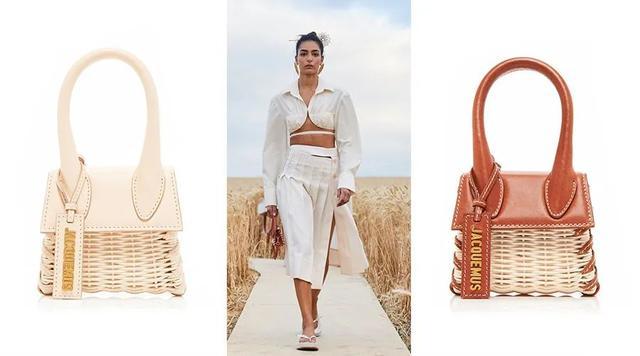 时尚芭莎90秒 |夏日美丽心情,全靠包包加持