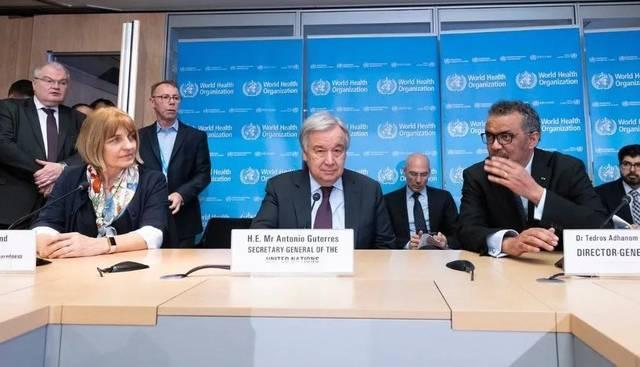 世界卫生组织:假如新冠全球大流行,世界经济会怎样?