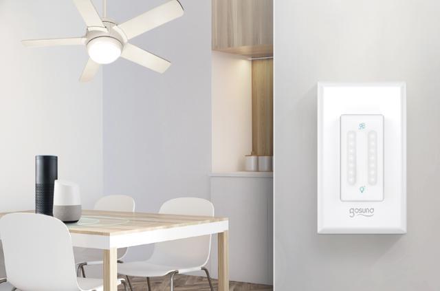 家装智能化趋势明显,智能开关成新晋热门产品