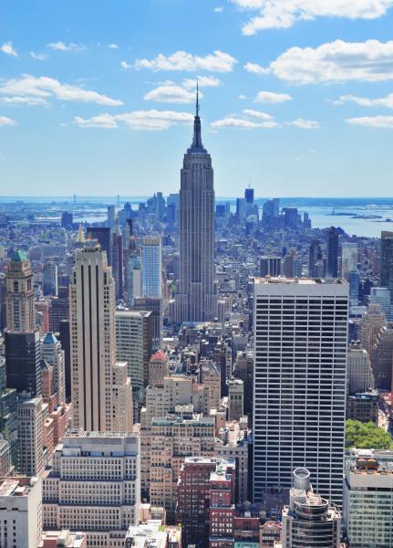 纽约是沿海城市吗