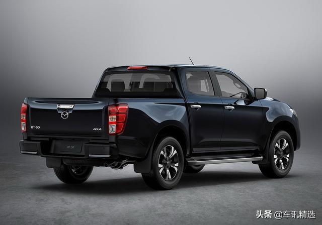 马自达全新越野硬货,3.0T柴油发动机,峰值扭矩450N·m
