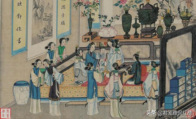 古人给妾分11种,《红楼梦》中尤二姐和赵姨娘,属于哪一个等级?