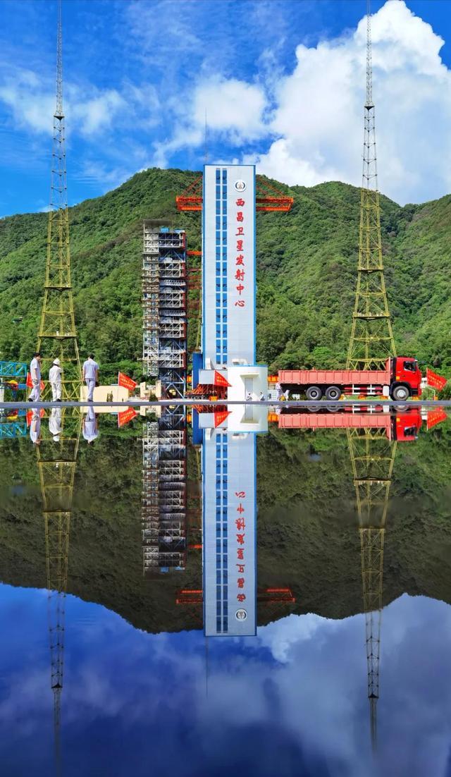 又见大红屏!亚太6D卫星成功发射,献礼深圳特区建立40周年